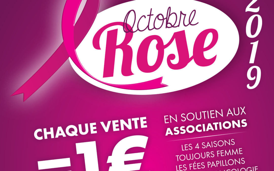 Les Opticiens Mutualistes soutiennent Octobre Rose