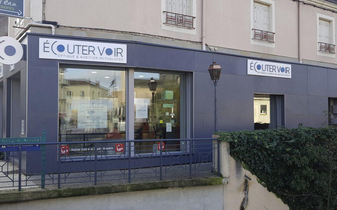 Les magasins de Paray-le-Monial et Charnay-lès-Mâcon changent de nom